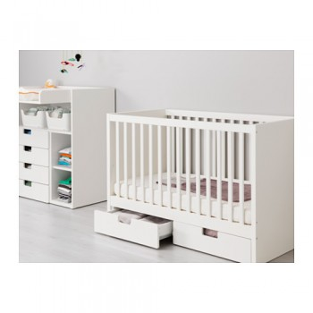 LIT ENFANT À TIROIRS STUVA d'Ikea