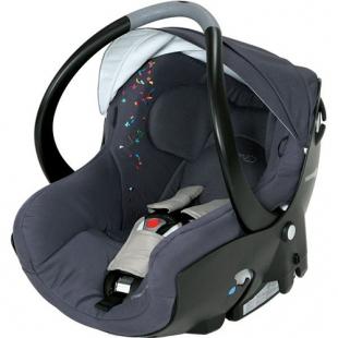 Siège-auto Créatis Fix de Bébé Confort
