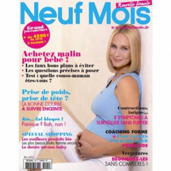 MAGAZINE NEUF MOIS Editions Bleucom