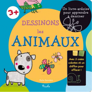 DESSINONS LES ANIMAUX Editions Piccolia