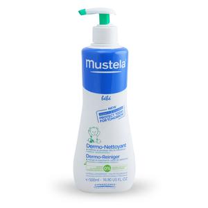 GEL MOUSSANT DERMO-NETTOYANT Mustela
