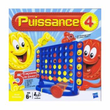 JEU PUISSANCE 4 - Hasbro
