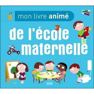 L'ÉCOLE MATERNELLE Editions Milan Jeunesse