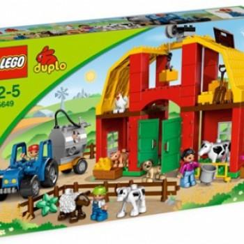 LA FERME LEGO LEGO DUPLO