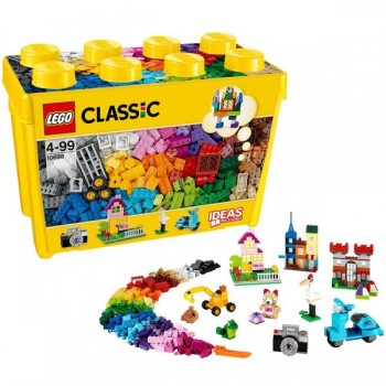 LA GRANDE BOÎTE DE BRIQUES LEGO