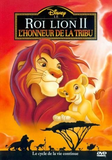 DVD LE ROI LION Disney