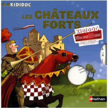 LES CHÂTEAUX FORTS Éditions Nathan