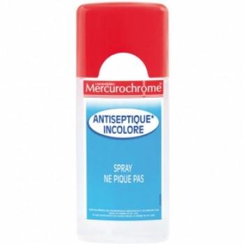 SPRAY ANTISEPTIQUE INCOLORE Laboratoires Mercurochrome