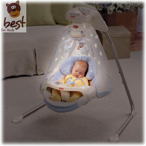 Avis & Test : Vive le transat-balancelle bébé