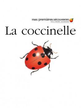 LA COCCINELLE, MES PREMIÈRES DÉCOUVERTES Editions Découvertes Gallimard