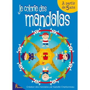 JE COLORIE LES MANDALAS TOME 2 Editions Hemma