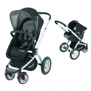 Poussette Duo Sleep and Go de Safety 1st