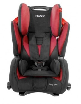 Le siège-auto Young Sport de Recaro