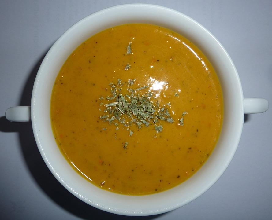 Idées recettes repas pour bébé : Velouté de légumes du potager