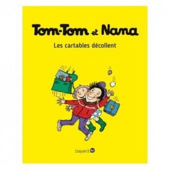TOME 4 - LES CARTABLES DÉCOLLENT - Editions Bayard Jeunesse