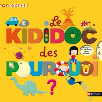 LE KIDIDOC DES POURQUOI ? Éditions Nathan